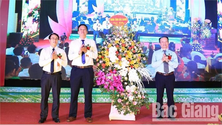 Đại hội thi đua yêu nước huyện Việt Yên lần thứ V: Tuyên dương 154 cá nhân, tập thể điển hình
