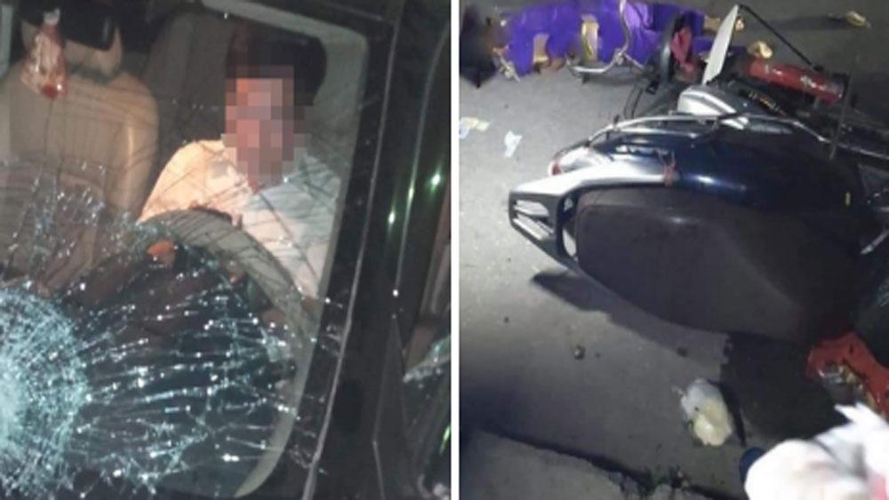 Đề xuất cách chức vụ trong Đảng đối với Trưởng Ban Nội chính Tỉnh ủy Thái Bình vì lái xe gây tai nạn chết người