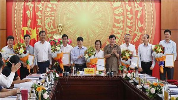 Công bố quyết định của Ban Bí thư về công tác nhân sự của tỉnh Đắk Lắk
