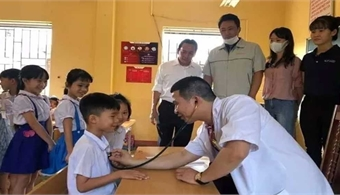 Nearly 13,000 children screened for early detection of inborn heart diseases