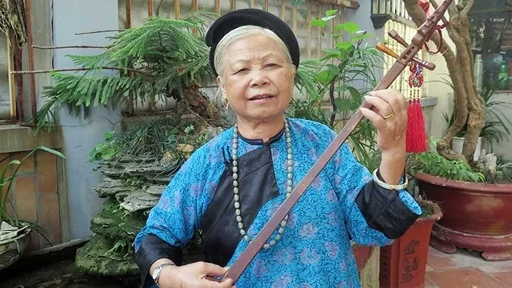 The charm, ancient Then tunes, People's Artisan Mong Thi Sam, ancient tunes, folk singing, cultural and spiritual heritage, rich tradition and culture