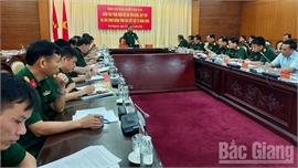 Ban Chỉ đạo Quốc gia 515 kiểm tra thực hiện Đề án tìm kiếm, quy tập  hài cốt liệt sĩ tại Quân khu 1