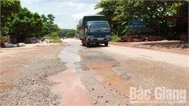 Quốc lộ 31 xuống cấp nghiêm trọng: Cần khẩn cấp cải tạo, nâng cấp