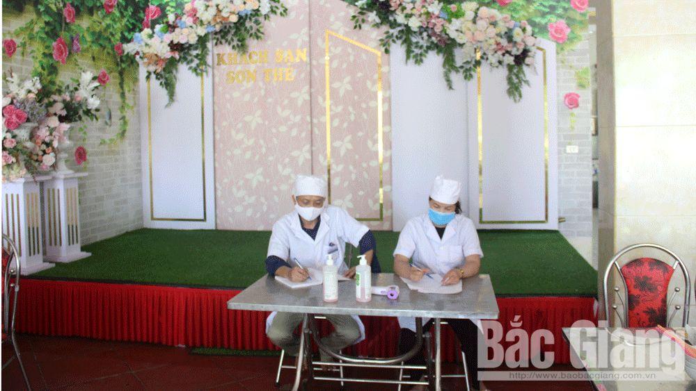 Phòng dịch covid-19, Dịch Covid-19, thương nhân nước ngoài, vải thiều Lục Ngạn, Bắc Giang