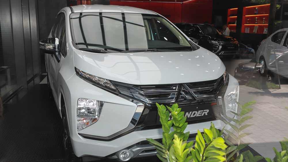 Thiết kế nâng cấp của Mitsubishi Xpander 2020