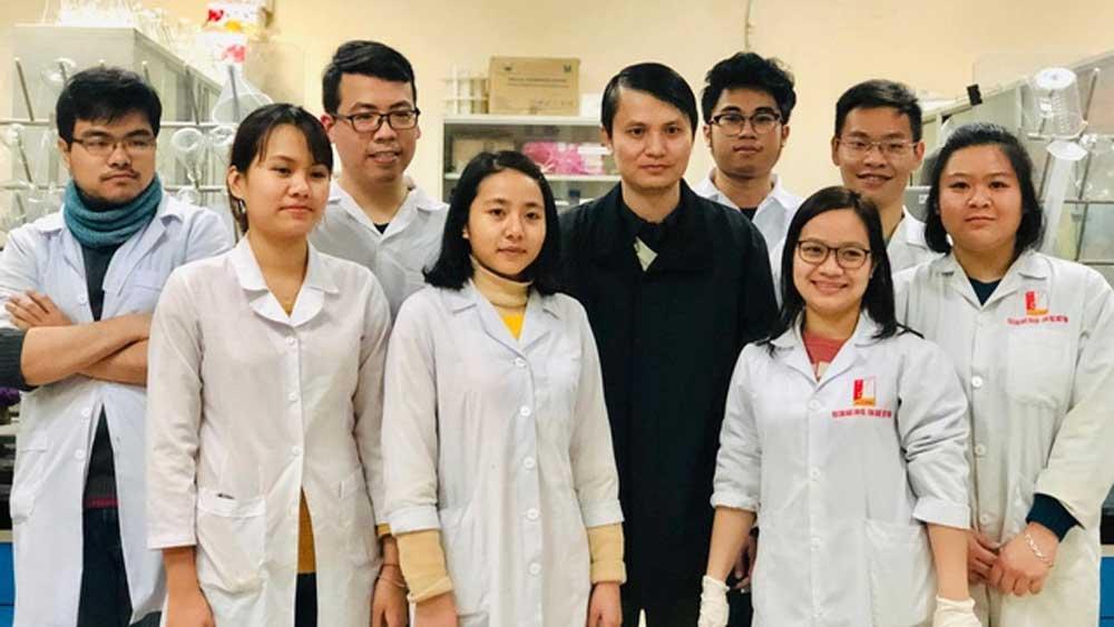 Bộ sinh phẩm, RT- LAMP Covid-19, ĐH Bách khoa Hà Nội, châu Âu cấp phép, cấp phép lưu hành, TS Lê Quang Hòa, phát hiện nhanh SARS-CoV-2