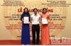 3 sinh viên Trường Cao đẳng Ngô Gia Tự Bắc Giang được trao học bổng của Đức