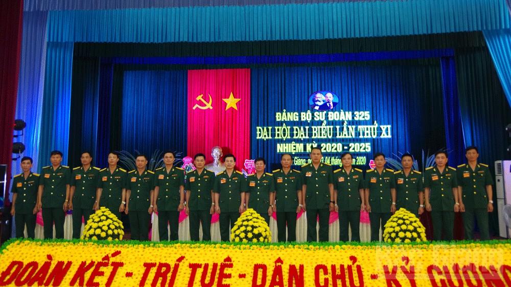 Đại hội đại biểu Đảng bộ Sư đoàn 325 (Quân đoàn 2): Đề ra ba khâu đột phá trong nhiệm kỳ mới