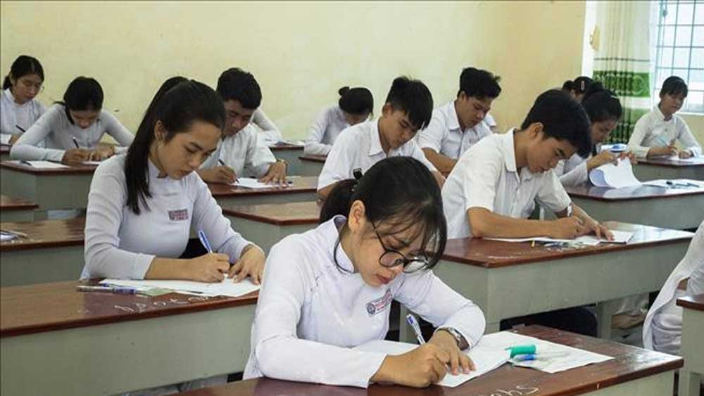 Kỳ thi tốt nghiệp Trung học phổ thông năm 2020 sẽ diễn ra từ ngày 9-10/8