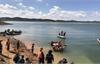 Lâm Đồng: Tích cực tìm kiếm hai học sinh mất tích trên hồ nước sâu