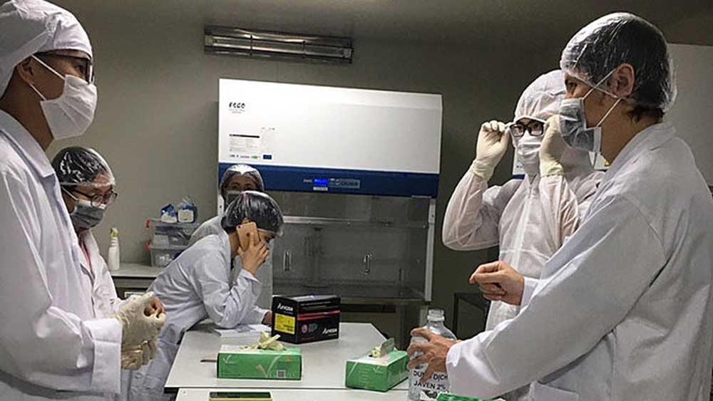 Vietnam develops second Covid-19 test kit approved for Europe distribution