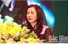 Phó Bí thư Thường trực Tỉnh ủy Lê Thị Thu Hồng: Chung sức để năm 2020 tiếp tục là năm thành công của người trồng vải