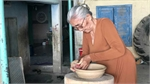 82-year-old woman keeps unique Cham pottery techniques alive