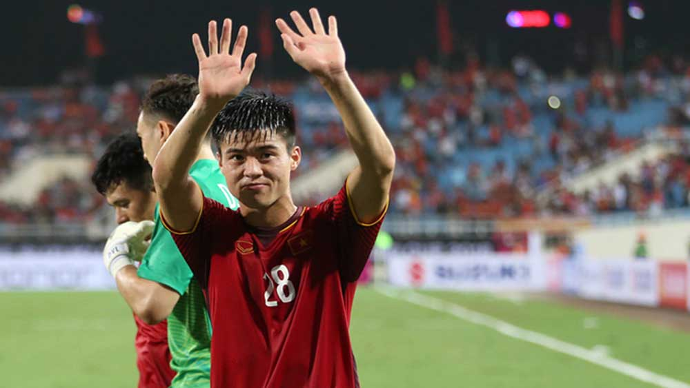 Vietnam defender among most followed Southeast Asian footballers on Instagram
