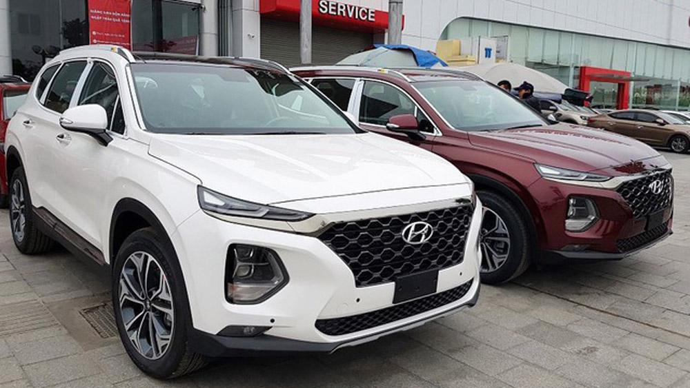 """5 mẫu SUV đang """"xả hàng"""", được giảm giá gần 200 triệu đồng"""