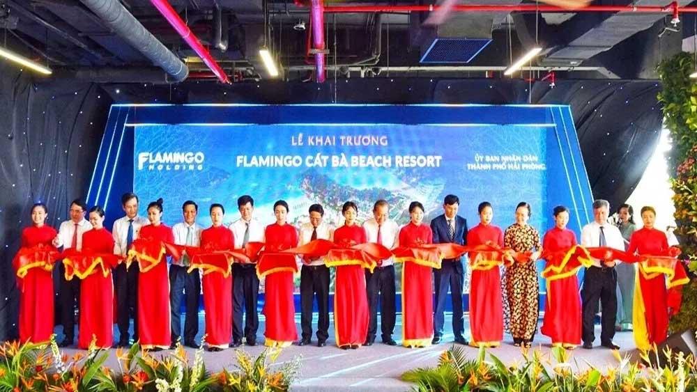 5-star luxury resort complex opens in Cat Ba