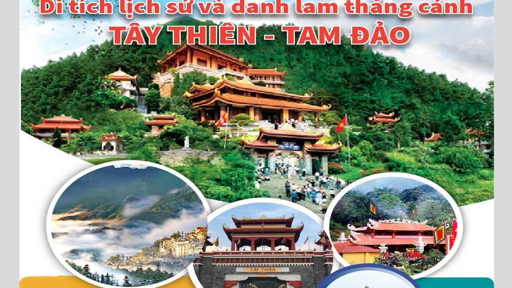 Di tích lịch sử và danh lam thắng cảnh Tây Thiên - Tam Đảo