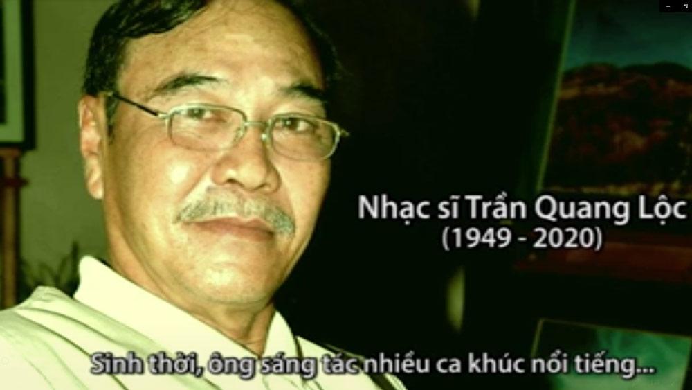 Những ca khúc nổi tiếng của Trần Quang Lộc