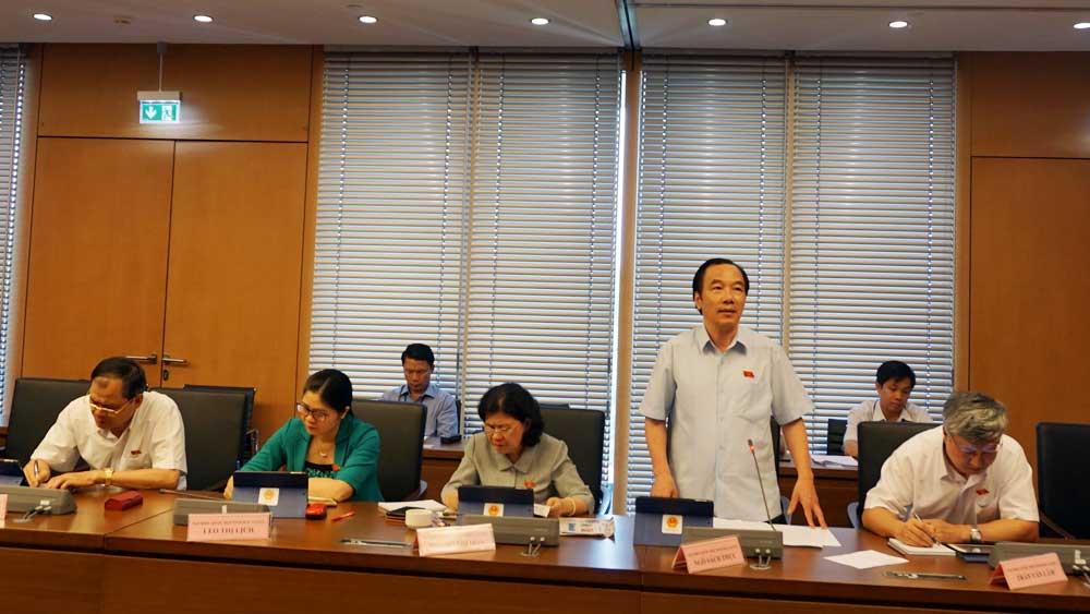 Cơ chế tài chính đặc thù với Thủ đô Hà Nội cần đặt trong tổng thể xu thế phát triển chung của cả nước