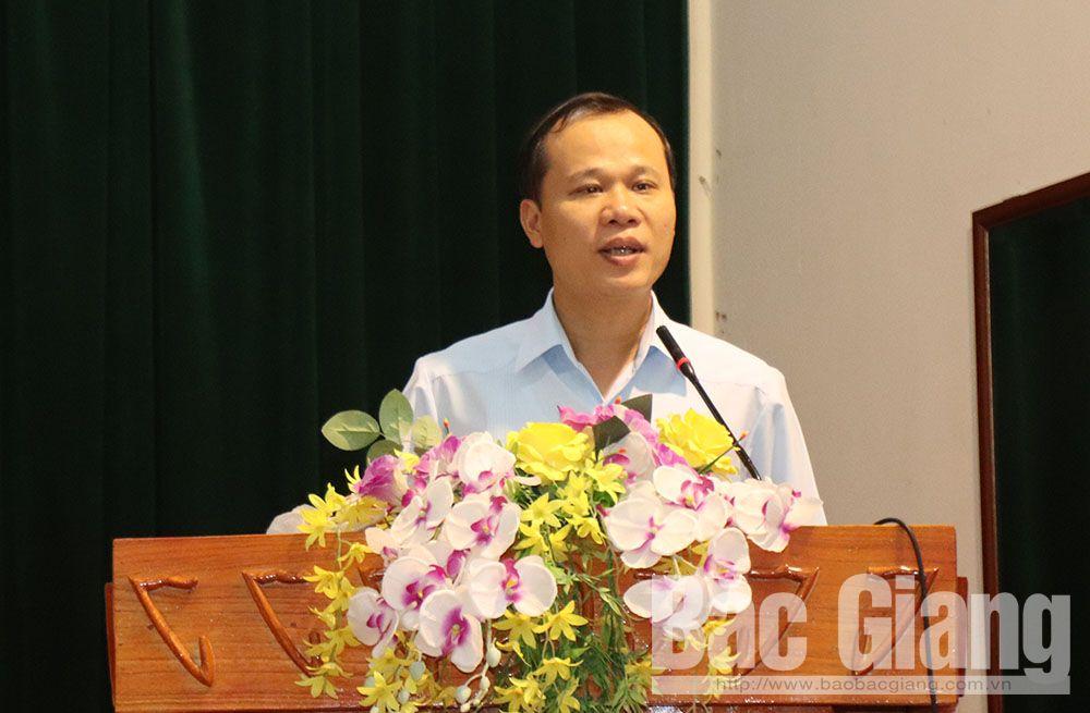 Đại biểu HĐND tỉnh tiếp xúc cử tri TP Bắc Giang: Đề nghị đầu tư các dự án xây dựng hạ tầng phục vụ dân sinh