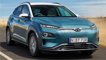 Xe điện của Hyundai tăng trưởng nhanh hơn xe xăng