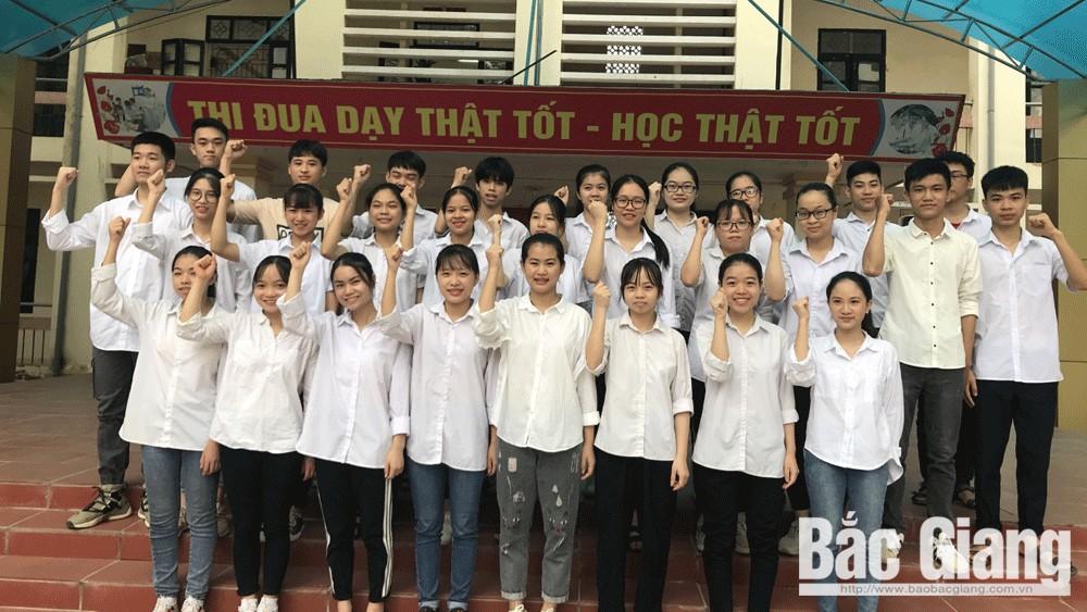 Trường THPT, Yên Thế, học sinh, giỏi