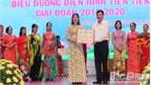 Phụ nữ TP Bắc Giang: Sôi nổi thi đua, nhân rộng điển hình