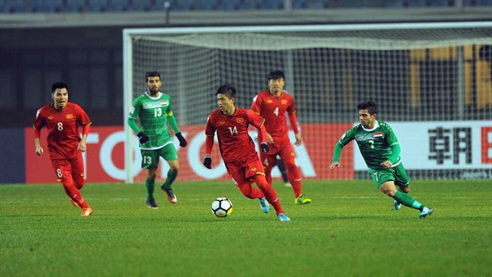 Vietnam plans a friendly match against Iraq in October