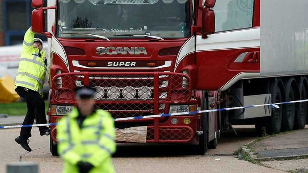 Two Northern Irishmen to be extradited over Vietnamese truck deaths