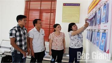 Việt Yên thực hiện nghị quyết đại hội Đảng ở cơ sở: Ổn định tổ chức, đưa nghị quyết  vào cuộc sống