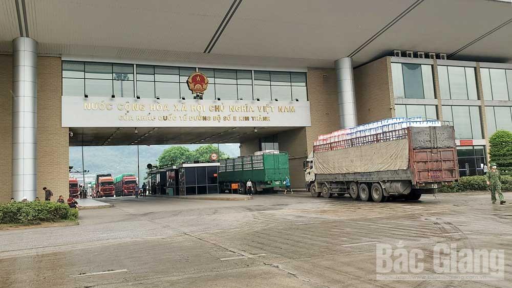 Hải quan Lào Cai ưu tiên cao nhất cho xuất khẩu vải thiều sang Trung Quốc