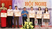 Việt Yên: Biểu dương công nhân viên chức lao động điển hình tiên tiến giai đoạn 2015 - 2020