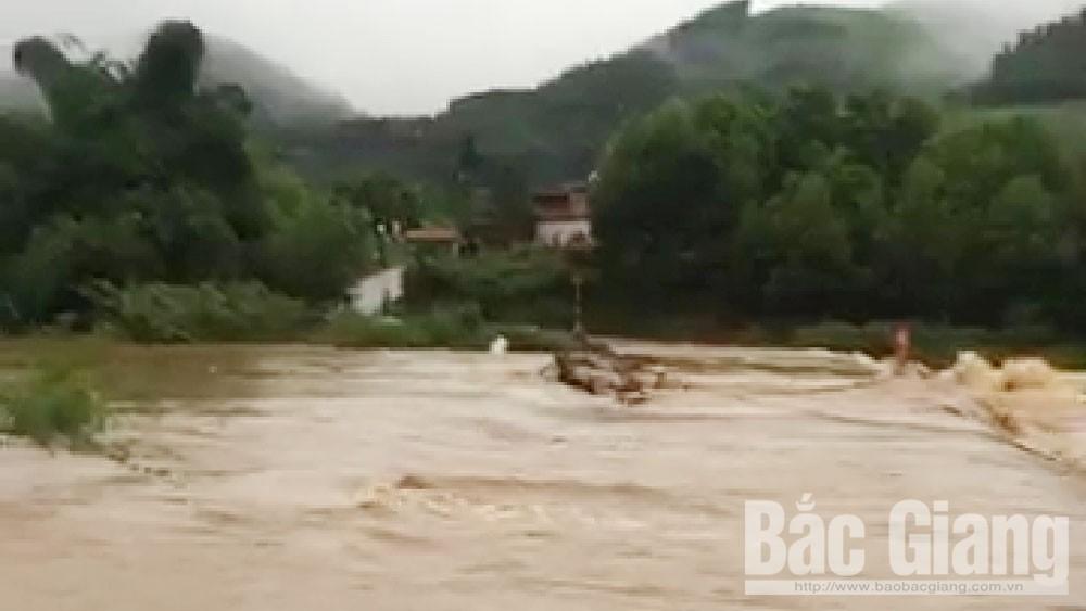 Sơn Động: Khắc phục ảnh hưởng do mưa lũ