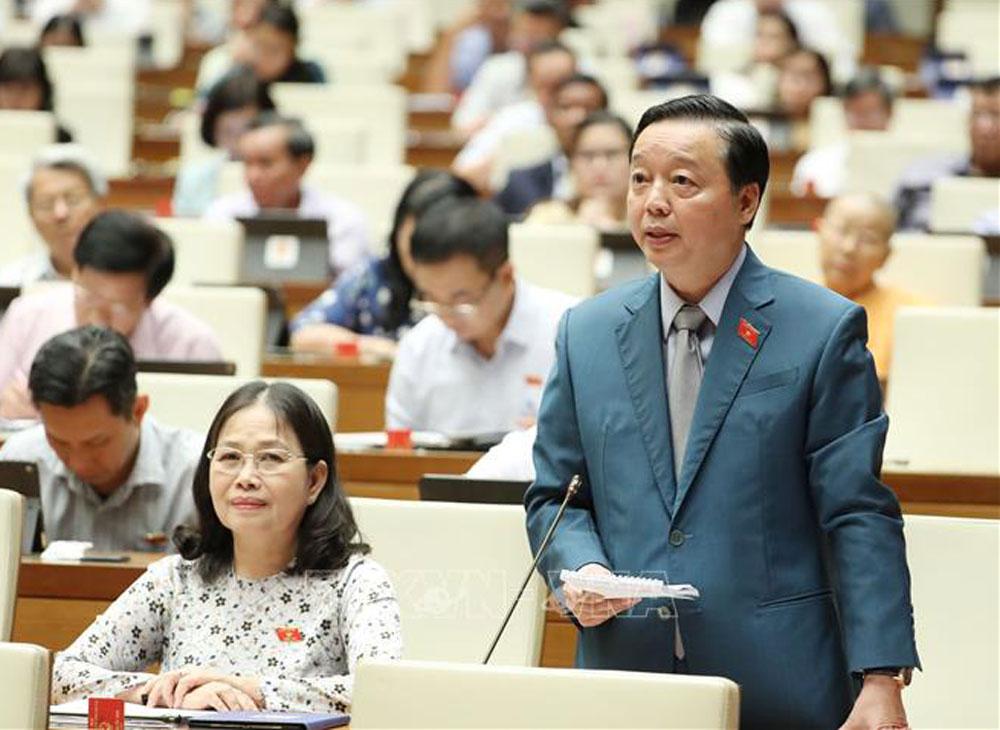 Kỳ họp thứ 9, Quốc hội khóa XIV, sông Mê Kông, ngân sách nhà nước, phát triển kinh tế sông Mê Kông, tài nguyên nước, ô nhiễm môi trường