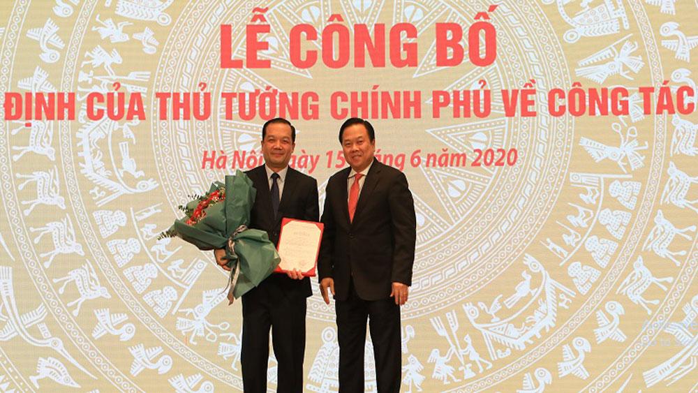 Thủ tướng Chính phủ bổ nhiệm nhân sự mới tại hai cơ quan