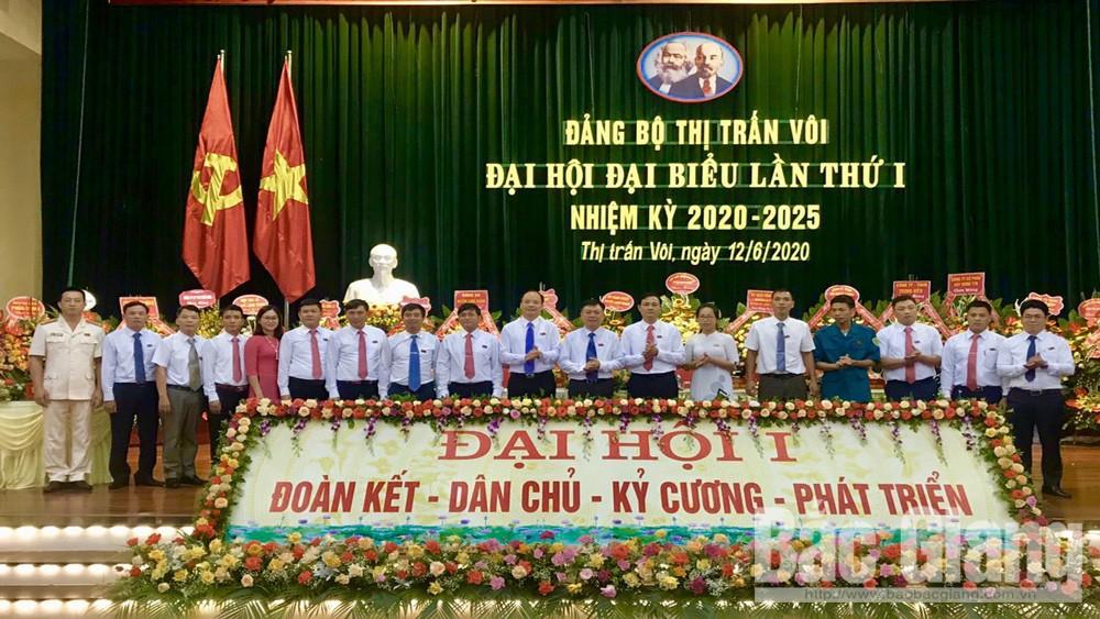 Huyện Lạng Giang (Bắc Giang): Hoàn thành đại hội đảng bộ cơ sở