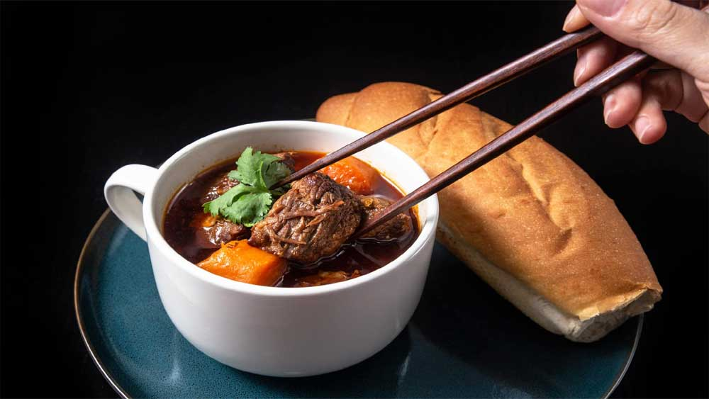 Vietnam beef stew