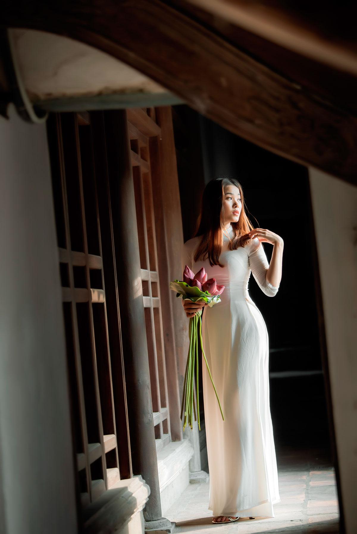 Huyền ảo, chùa cổ Bổ Đà, Tiên Sơn, Việt Yên, Thành Sơn