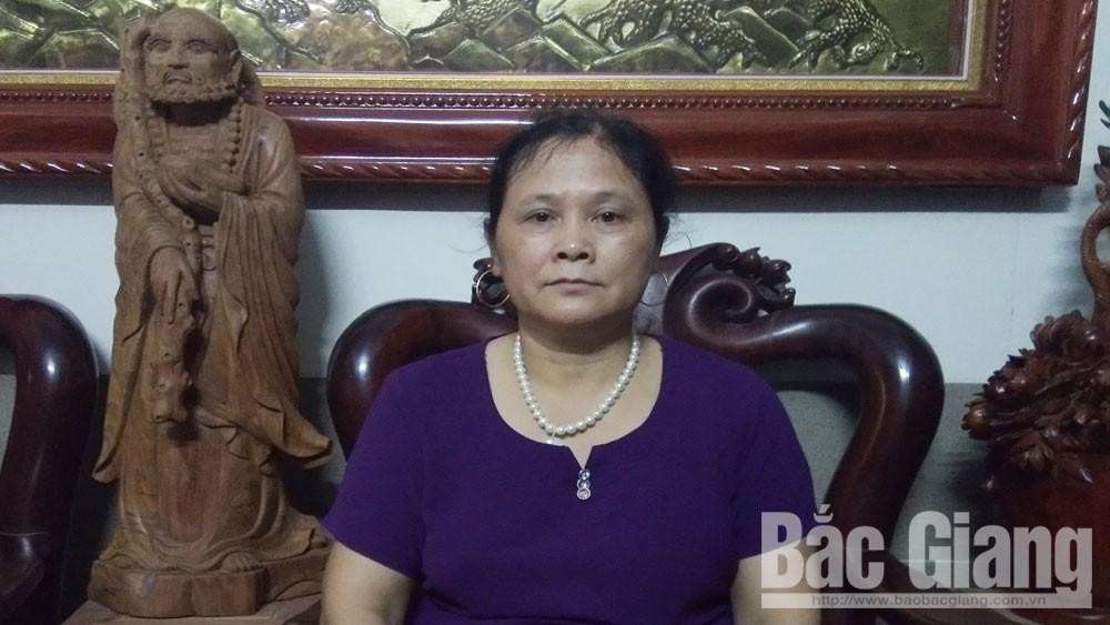 bằng giả, xã Xuân Cẩm, cán bộ xã, Bắc Giang