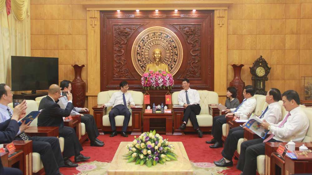 Bac Giang implements foreign relations plan