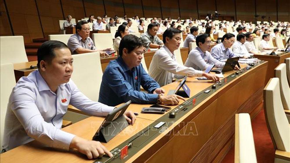 Quốc hội thông qua Luật sửa đổi, bổ sung một số điều của Luật Xây dựng