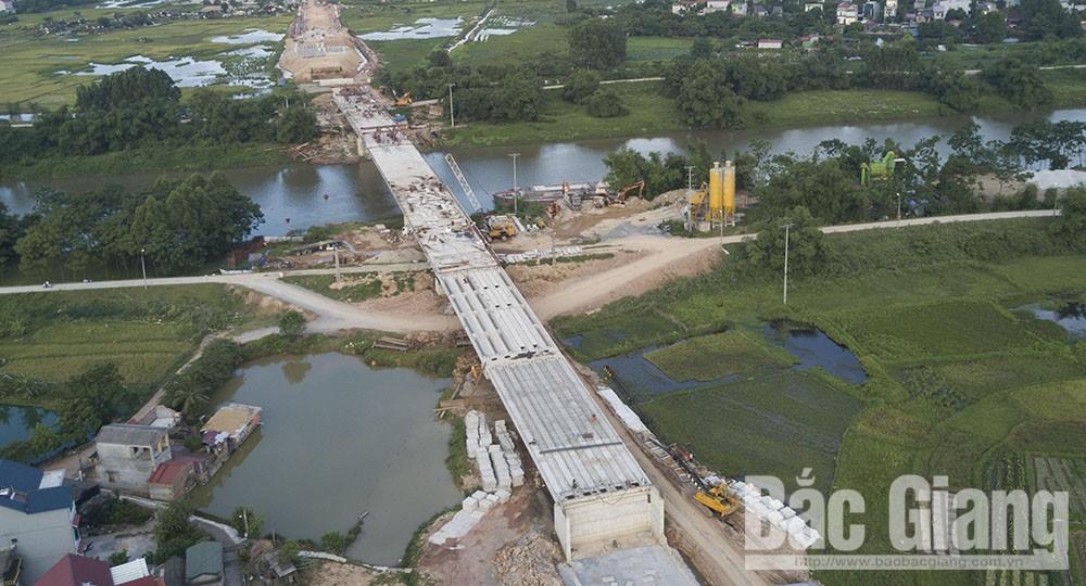 Bắc Giang: Những cây cầu kết nối giao thương