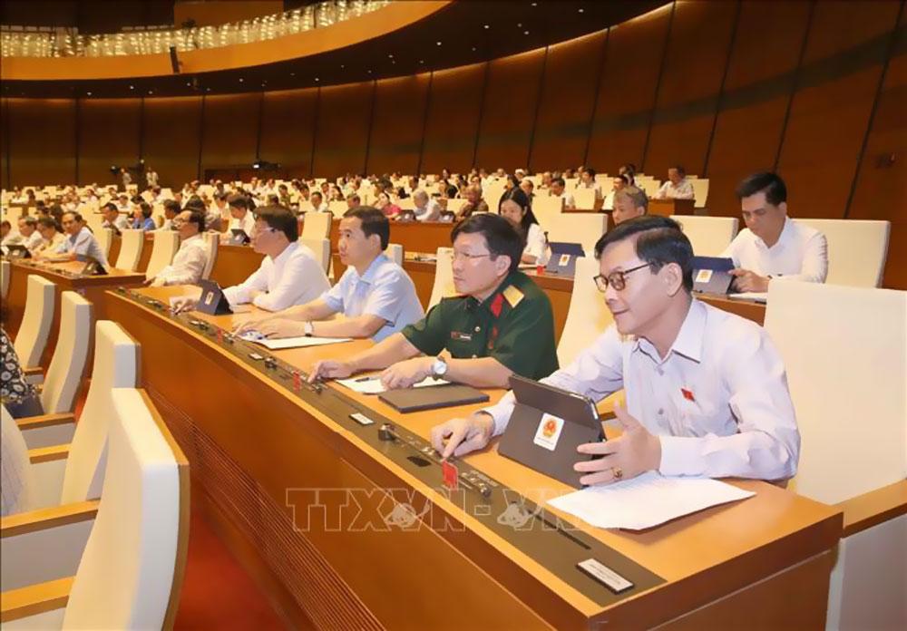 Thông qua Nghị quyết, giải quyết tranh chấp, quy định, Hiệp định EVIPA