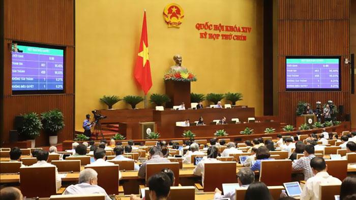 Thông qua Nghị quyết của cơ quan giải quyết tranh chấp theo quy định của Hiệp định EVIPA
