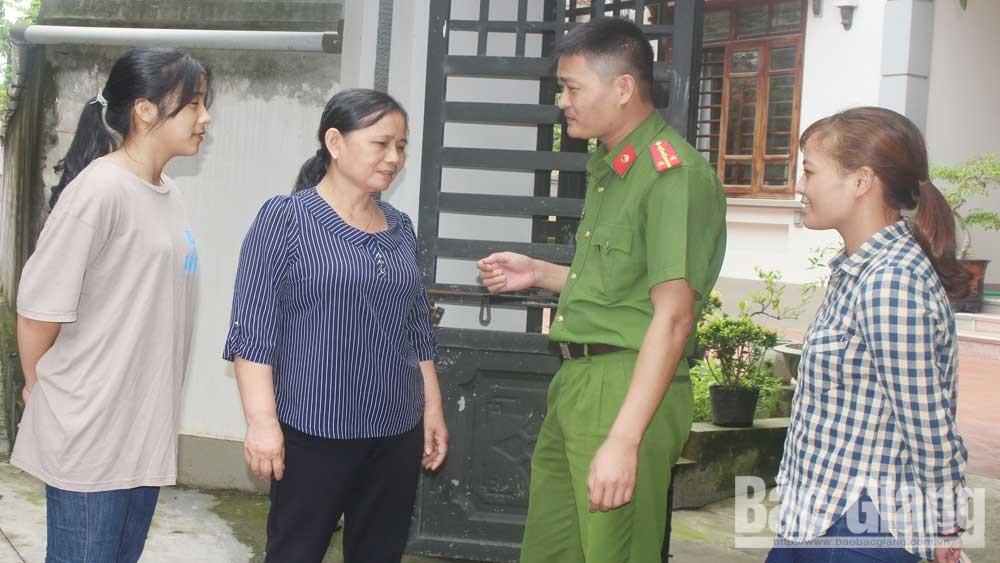 """Bắc Giang: Xã Đại Thành 10 năm """"trắng"""" ma túy"""