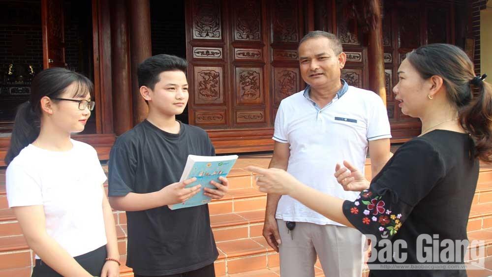 Dòng họ Nguyễn Văn, thôn Nhân Lý, xã Trường Sơn: Khó khăn không nhụt chí hiếu học