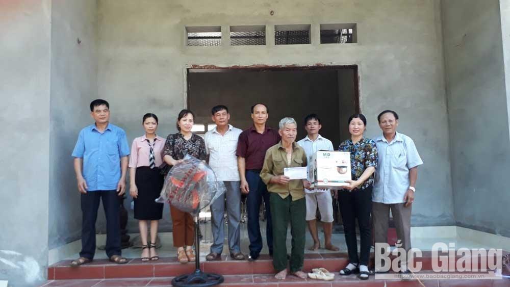 Tân Yên: Những ngôi nhà  ấm tình thương
