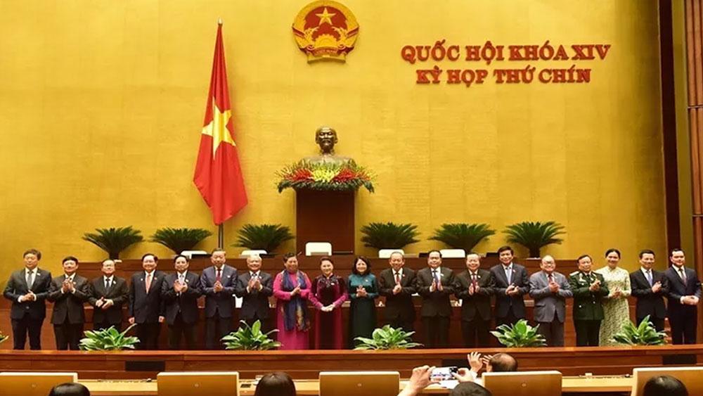 Quốc hội thông qua Nghị quyết thành lập Hội đồng bầu cử quốc gia
