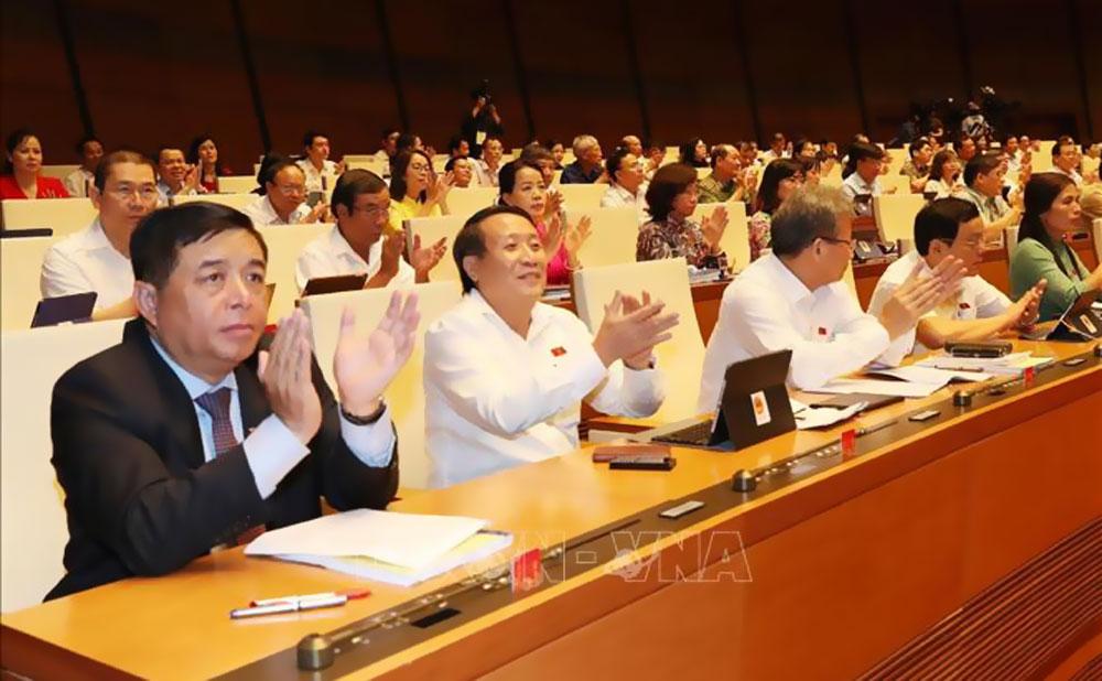 Quốc hội, họp trực tuyến, EVFTA, Covid-19