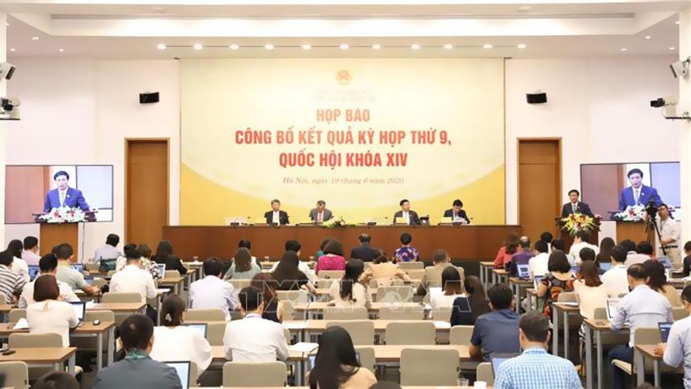 Quốc hội, họp Quốc hội, trực tuyến, Hồ Duy Hải, Tổng Thư ký Quốc hội, Chủ nhiệm Văn phòng Quốc hội Nguyễn Hạnh Phúc